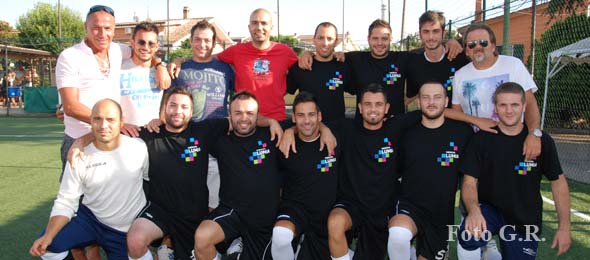 UNITED APRILIA squadra