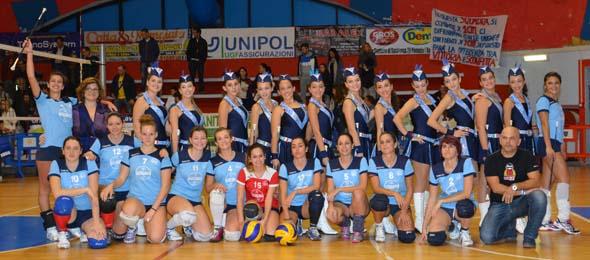 DSC_0653 VOLLEY CLUB POMEZIA Prima Divisione SQUADRA