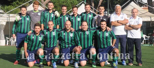 5298 LELE NETTUNO Serie D SQUADRA 2013-14
