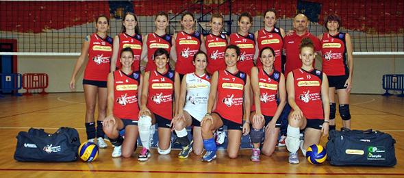 VOLLEY CLUB POMEZIA Prima Divisione SQUADRA 2013-14