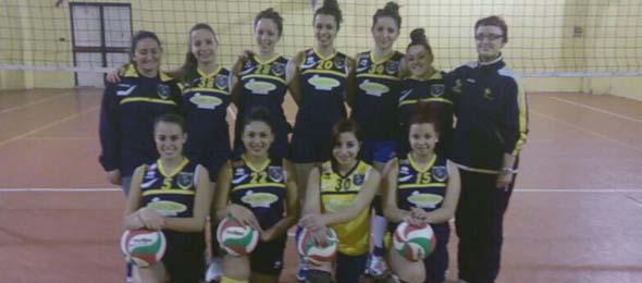 FREE CLUB Under 18 Femminile SQUADRA 2013-14