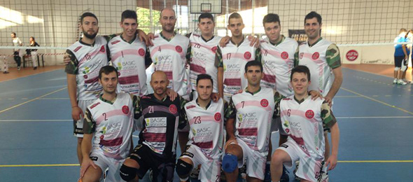VOLLEY TEAM POMEZIA squadra SERIE D 2013-14