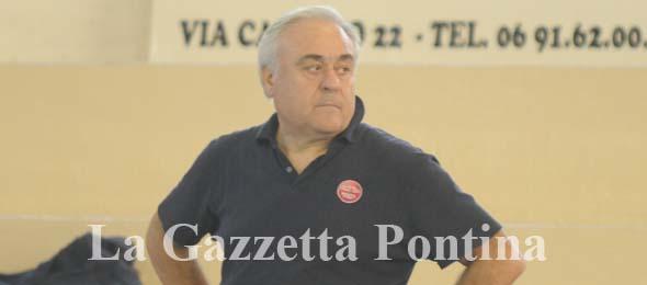 3837 VOLLEY TEAM POMEZIA Serie D MORETTI MAURIZIO