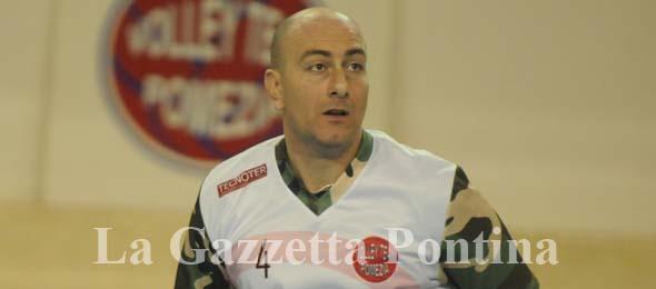8711 VOLLEY TEAM POMEZIA Serie D BERTAZZONI CARLO