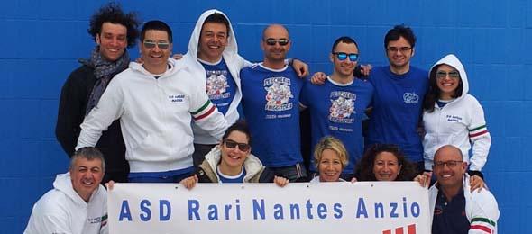 RARI NANTES Master Gruppo Rieti