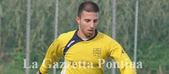 7792 TORVAIANICA Seconda Categoria DE PAOLIS ANGELO