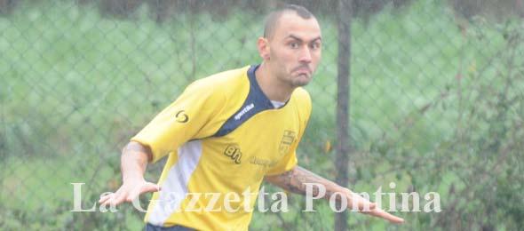 9484 TORVAIANICA Seconda Categoria CELIANI ANDREA