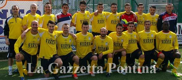CITTA' DI POMEZIA Prima Categoria SQUADRA 2013-14