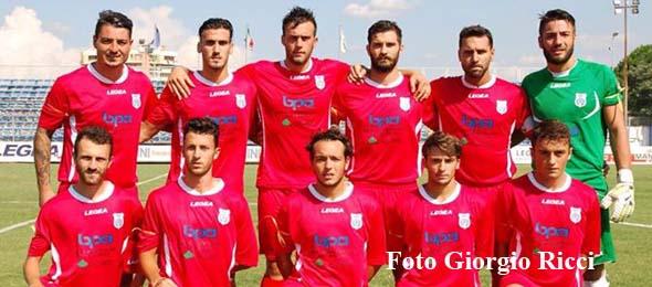 APRILIA Serie D SQUADRA 2014-15