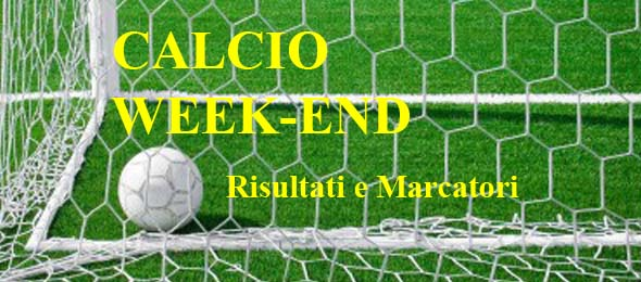 CALCIO WEEKEND
