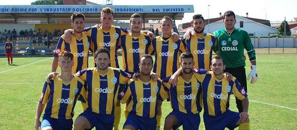 LIDO DEI PINI Promozione squadra 2014-15