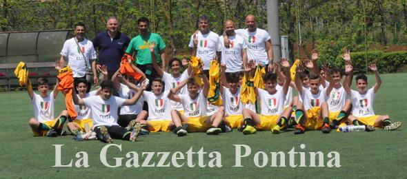 1653 RACING CLUB Giovanissimi Regionali SQUADRA