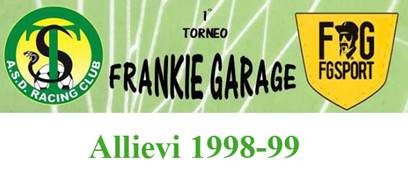 FRANKIE GARAGE Allievi 1998-99