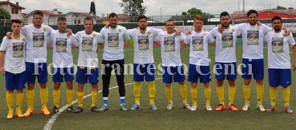 LIDO DEI PINI Promozione SQUADRA play-off Boreale