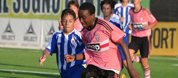 MEMORIAL VARANI Porto vs Juventus