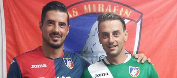 MIRAFIN Serie C1 BACARO-LORENZONI