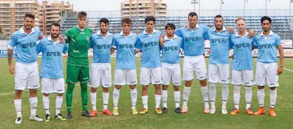 APRILIA CALCIO Serie D SQUADRA 2015-16