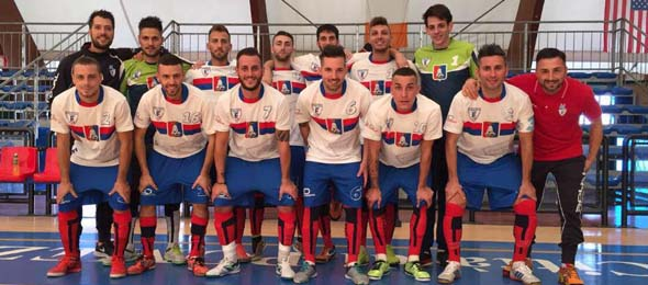 FORTITUDO POMEZIA Serie C2 SQUADRA 2015-16