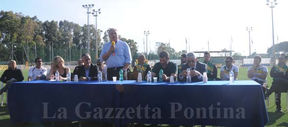1239 RACING CLUB conferenza stampa