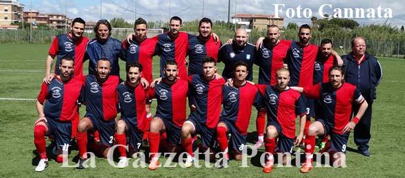 MONTEGIORDANO CALCIO Seconda Categoria SQUADRA 2015-16