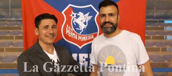 PENTA POMEZIA Serie C2 FREZZA-MAGI