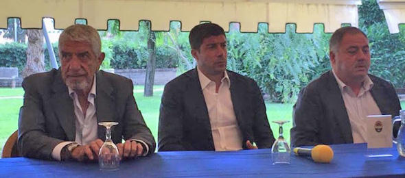 RACING CLUB presentazione GIANNICHEDDA
