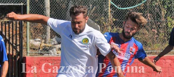 2177 POMEZIA CALCIO - RACING CLUB Eccellenza BIANCHINI - FERAZZOLI